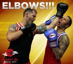 Muay Thai Elbow!