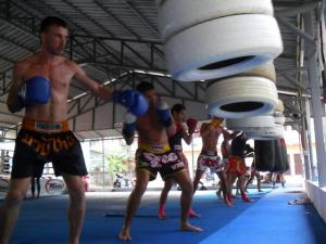 Muay Thai in Koh Samui